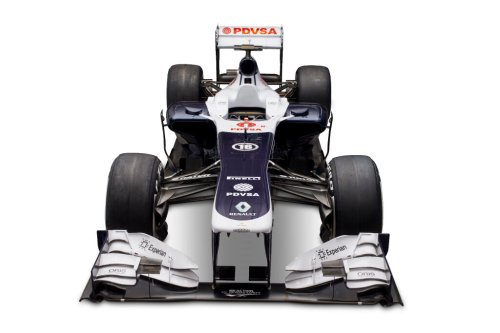 The new Williams FW35 was launched today