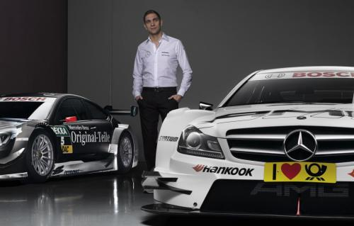 Vitaly Petrov is the DTM's first Russian driver