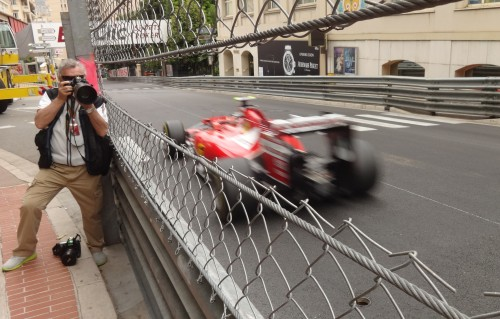 Tension at Ferrari? Not according to Montezemolo. Photo: AC