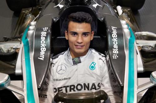 Mercedes has handed the reserve driver role to Pascal Wehrlein