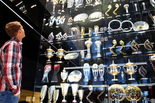 The Red Bull trophy cabinet reflects the team's extraordinary success