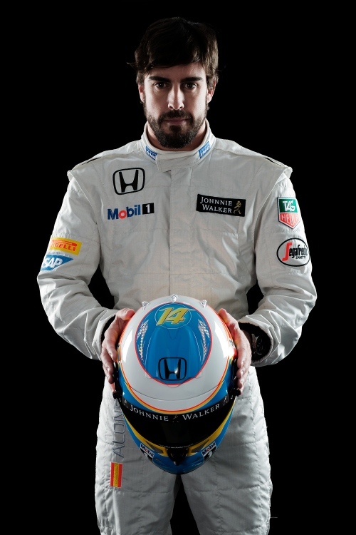 Alonso is raring to go in 2015...