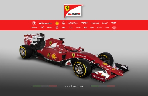 Ferrari 2015