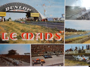 Dated  June 12 1985, the postcard that started my career...