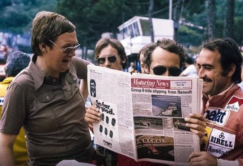 Alan Henry 1976